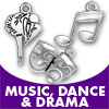 Music, Dance & Drama
