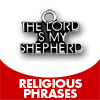 Religious Phrases