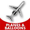 Planes & Balloons