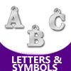 pewter letters