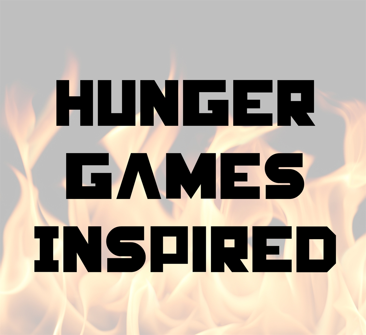 Hunger Games Inspired Pewter Charms