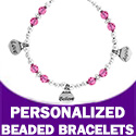 Personalized Beaded Bracelets