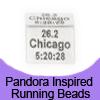 Pandora Inspired Running Beads
